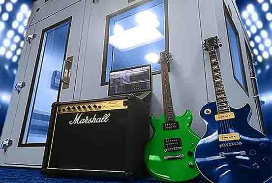 Eckel Music Practice Room