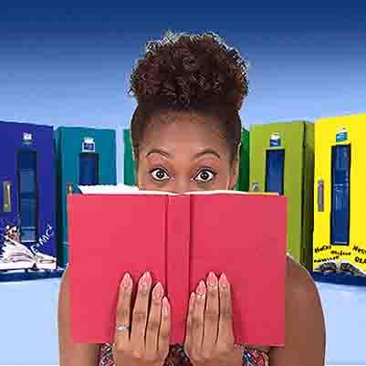 Reading Book Librarian